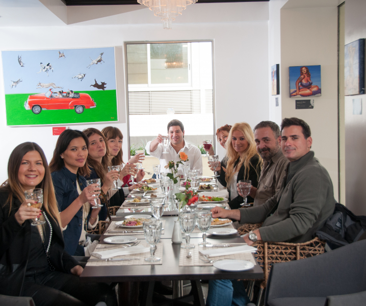 Travel Bloggers Greece Holds Inaugural Launch Event at Grecotel Pallas Athena