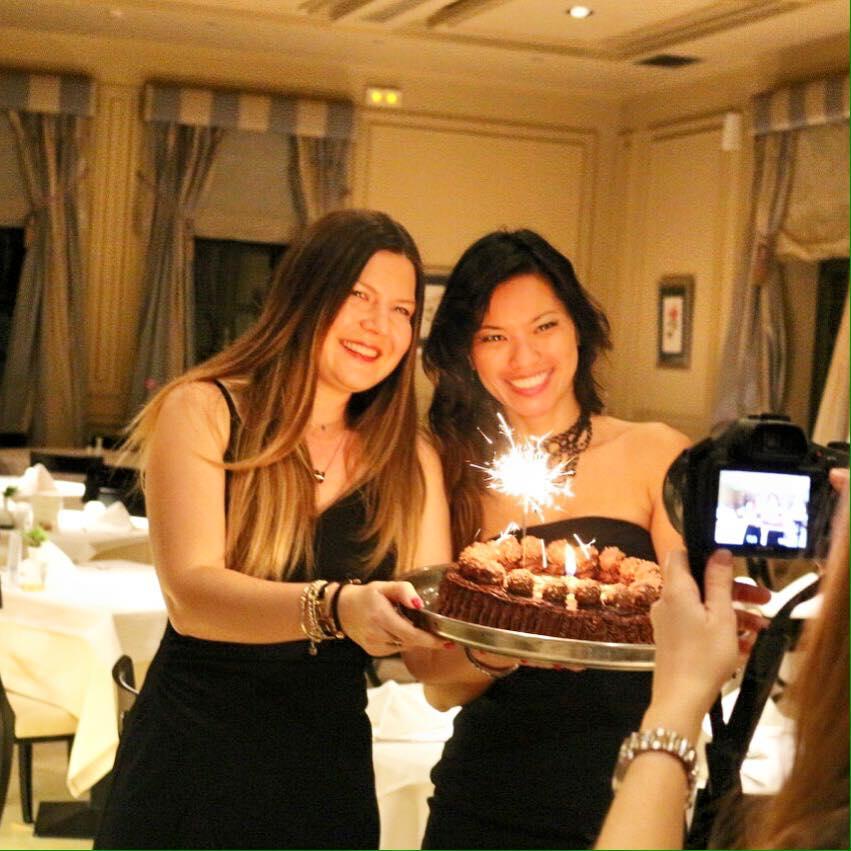 TBG cake