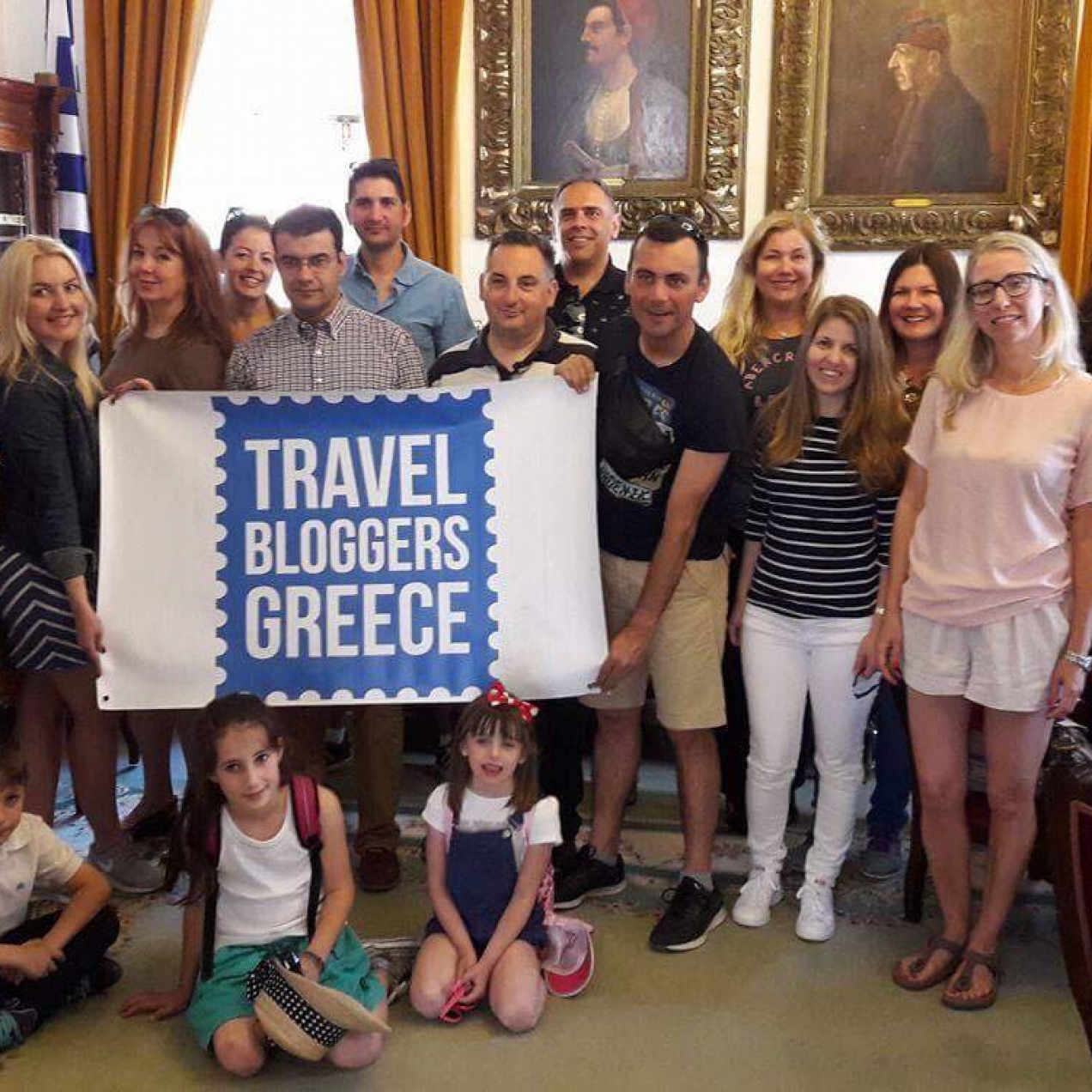 What Travel Bloggers Greece is really all about
