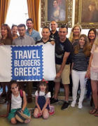 Travel Bloggers Greece explore the magical island of Hydra