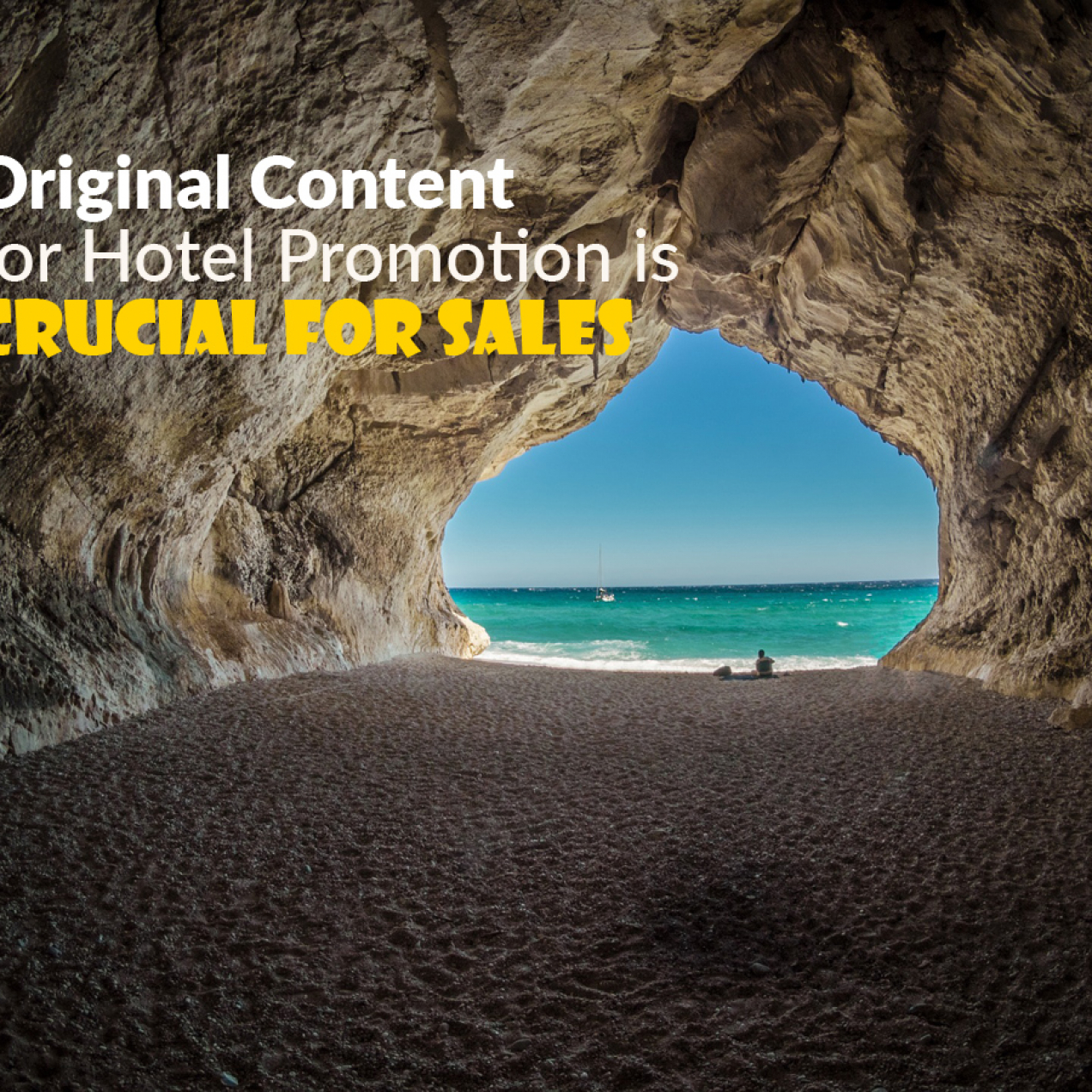 Original Content for Hotel Promotion Crucial for Sales