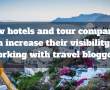 What tourists are looking for before visiting a destination – from bloggers and guidebooks
