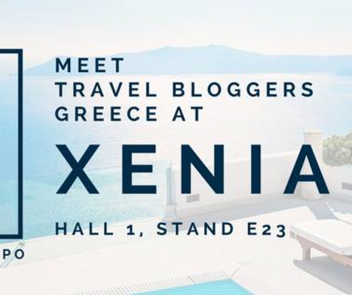 Meet Travel Bloggers Greece at Xenia