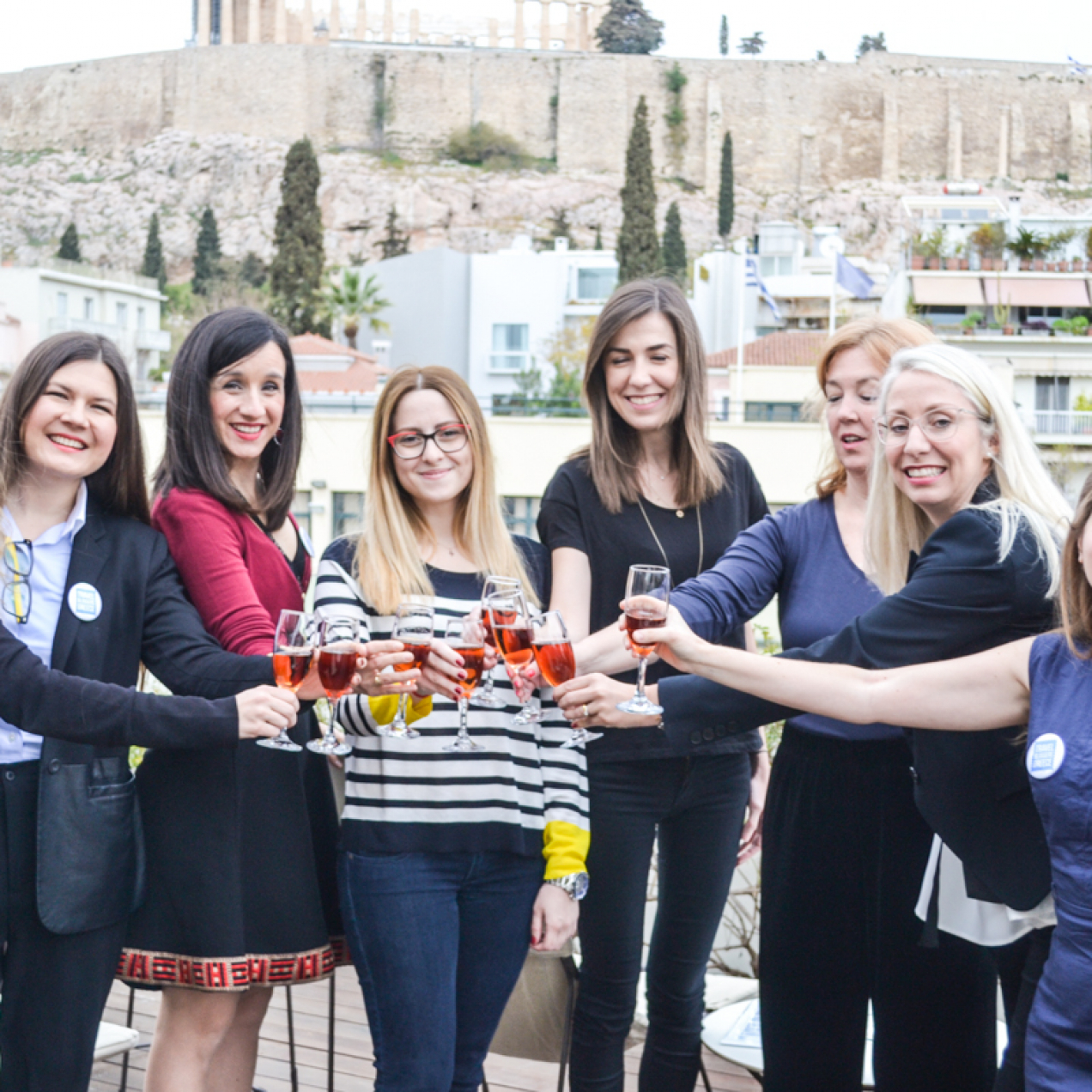 Travel Bloggers Greece PR Event at Herodion Hotel