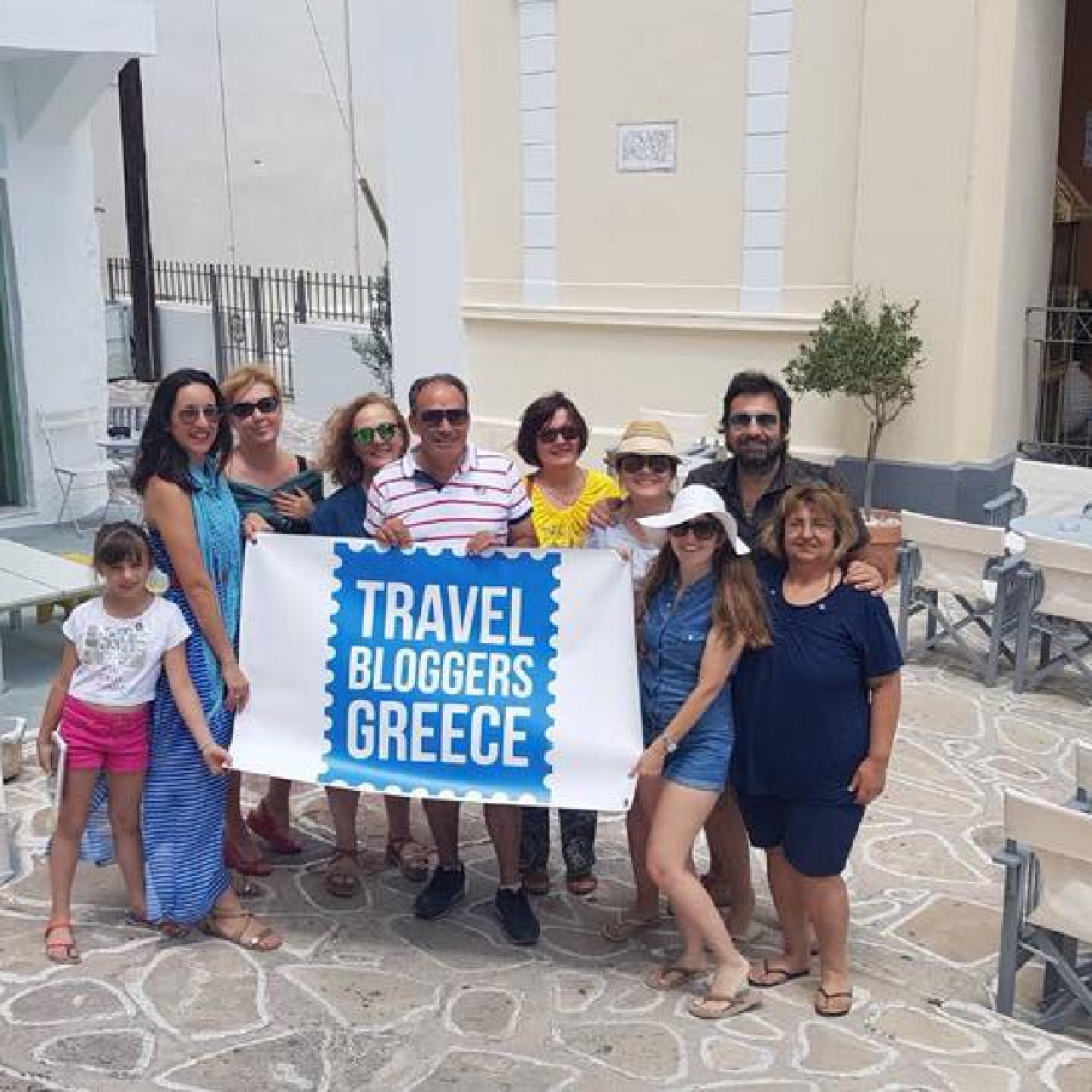 Travel Bloggers Greece Visit Kimolos