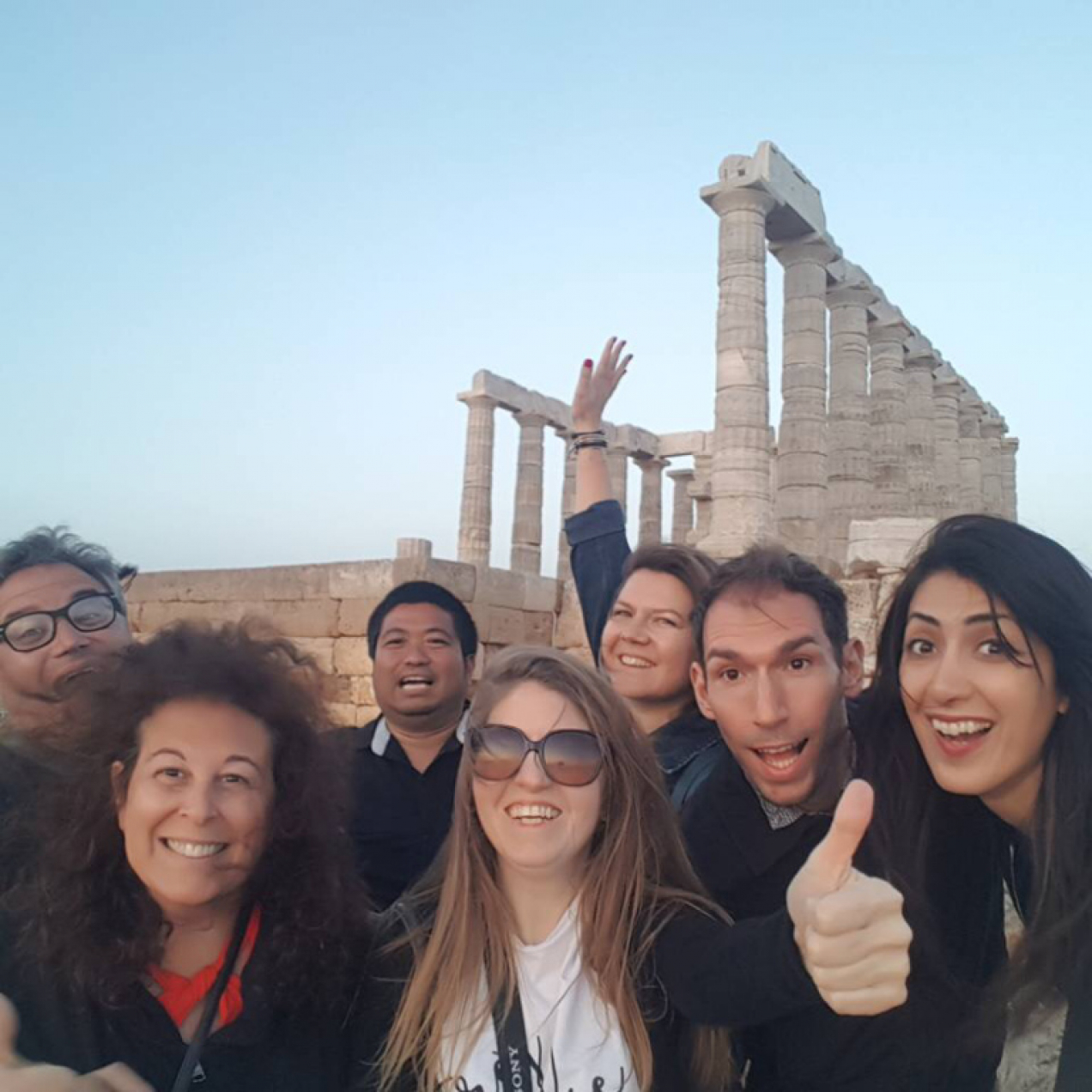 Travel Bloggers Greece hosts an International Travel Bloggers Trip 2018