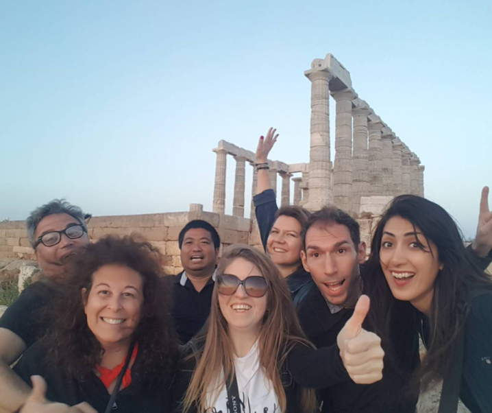 Travel Bloggers Greece hosts an International Travel Bloggers Trip 2018