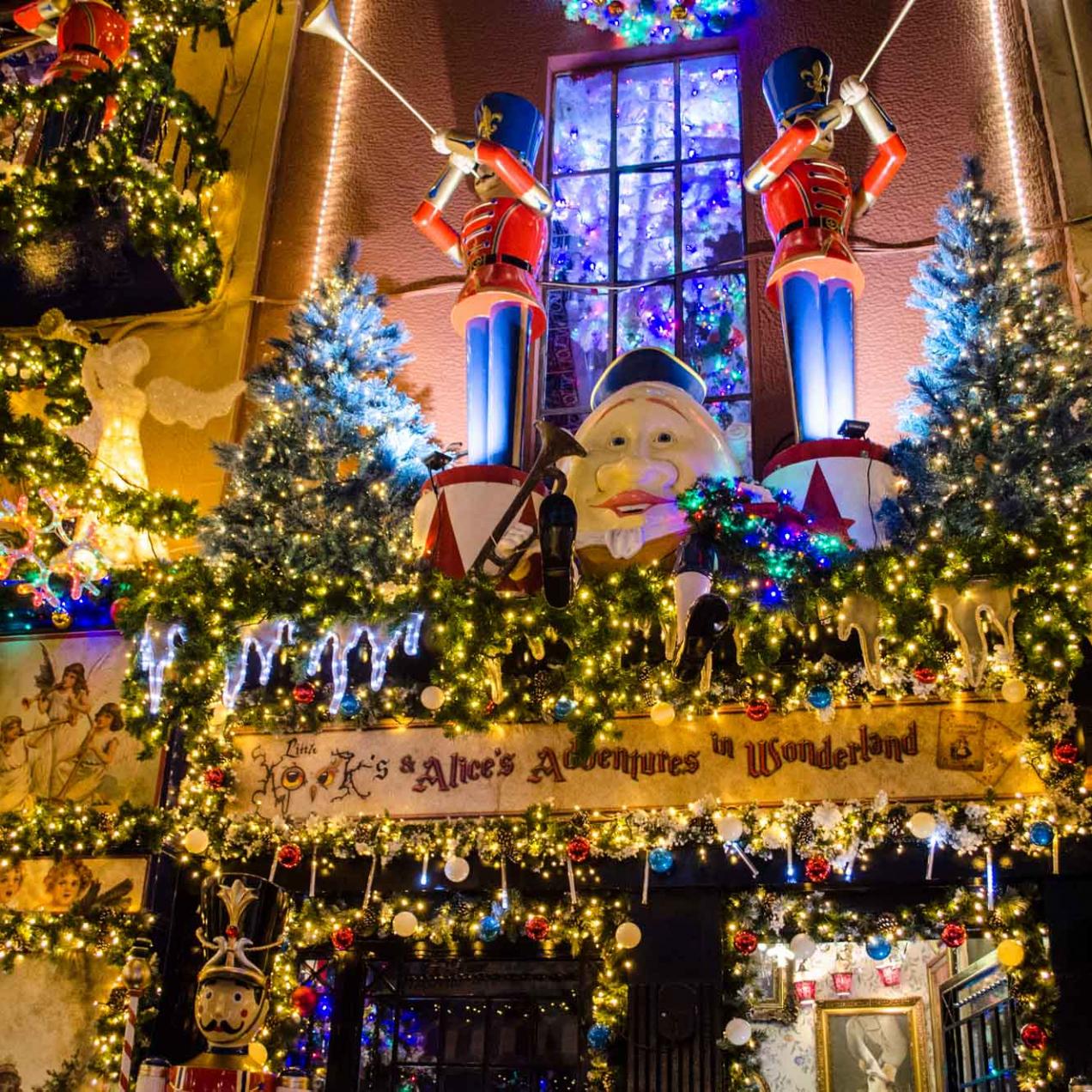 Best Christmas Destinations in Greece