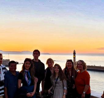 Travel Bloggers Greece International Experiences Western Crete