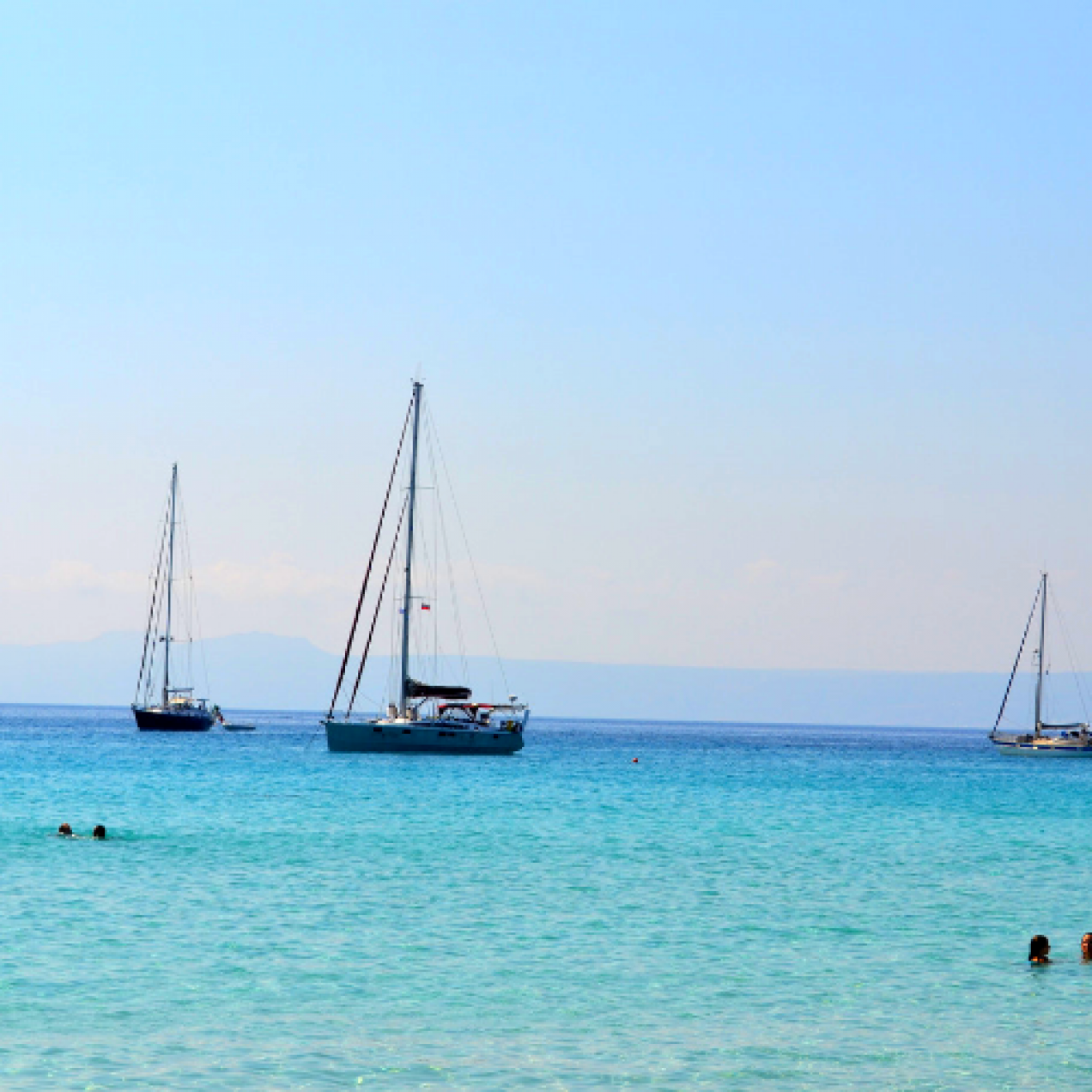 The best beaches on the Greek Islands