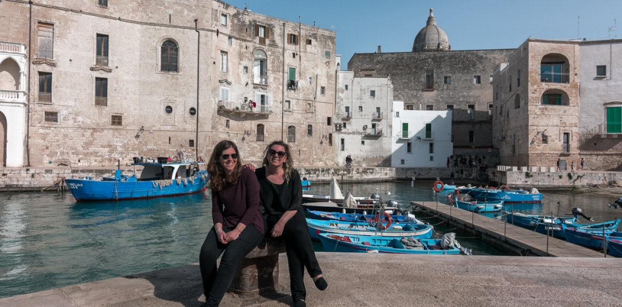 10 QUESTIONS with TBG FEATURED MEMBERS Katerina and Maria of It's All Trip To Me