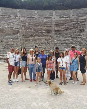 Favourite Archaeological sites in Greece