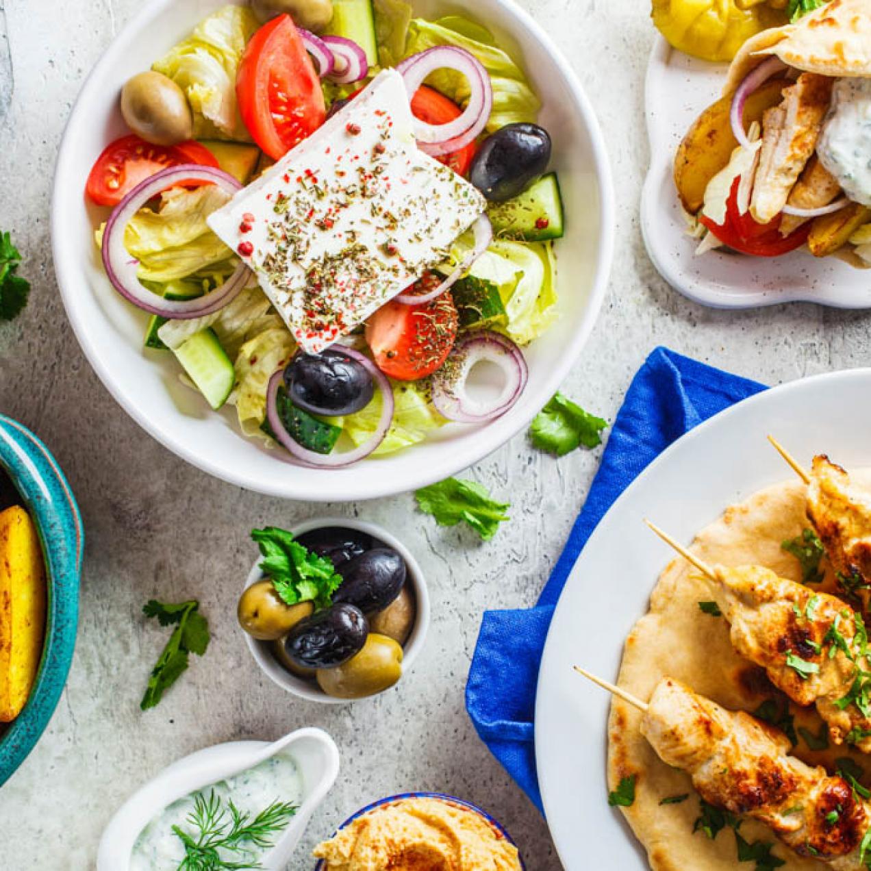 Greek Food you must try in Greece
