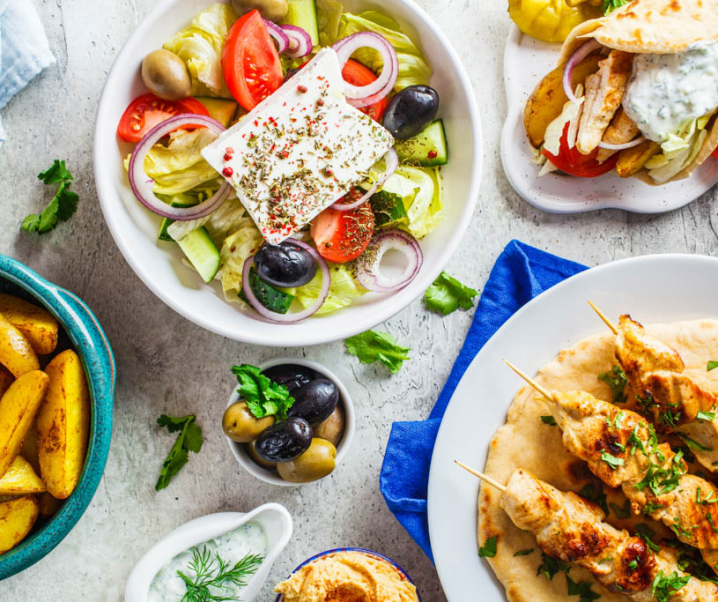 Greek Food you must try in Greece