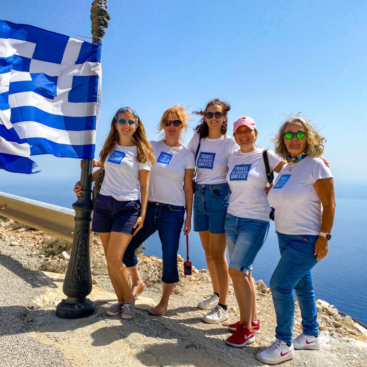 TBG in Kasos – Celebrating #Greece2021
