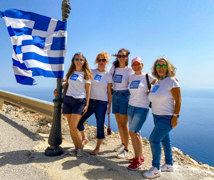 TBG in Kasos – Celebrating #Greece2021
